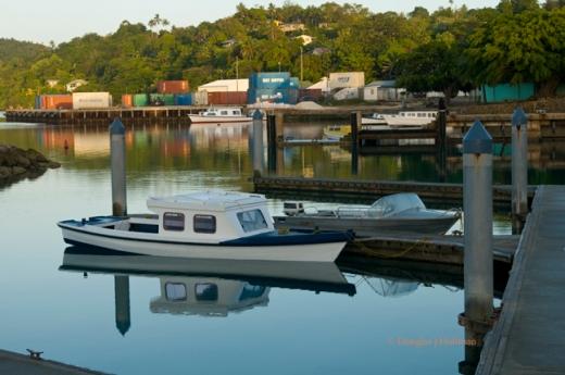 Tanquil Harbor Tonga
