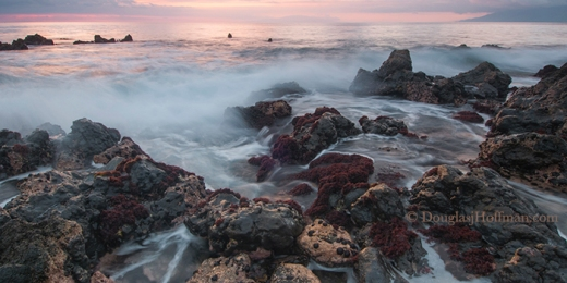 Sunset photography workshop on Maui's south shore